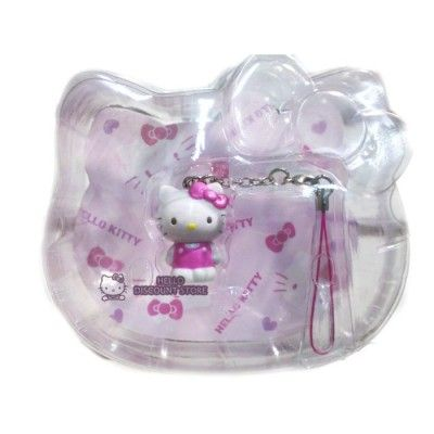 Hello Kitty Cellphone Charm / Strap / Accessory  Pink