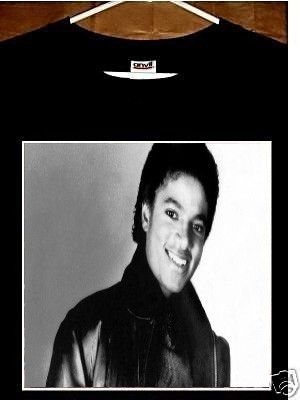 Michael Jackson T Shirt, Michael Jackson Rock With You